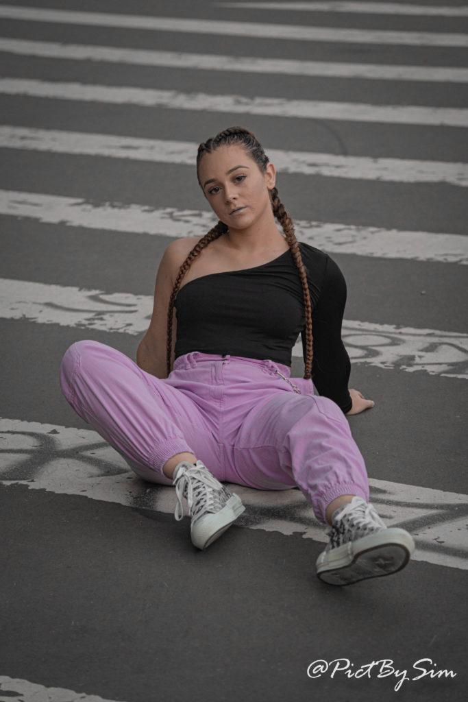 Shooting photo jeune femme à Angers