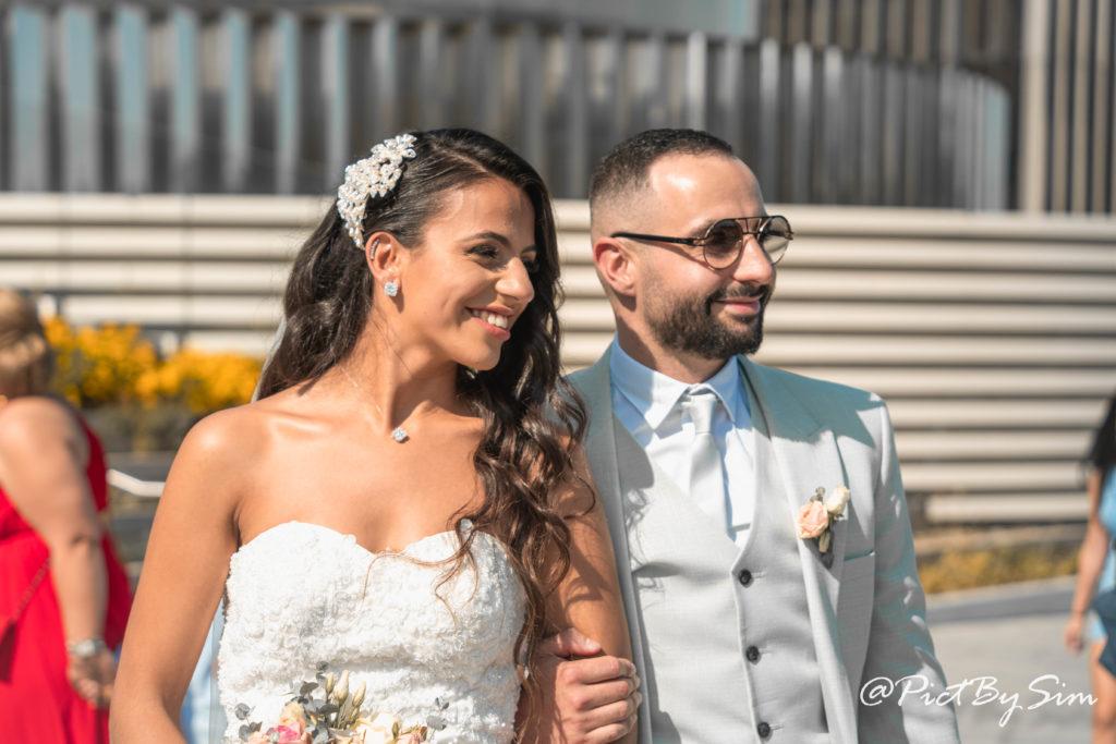 Mariage à la mairie d'Angers