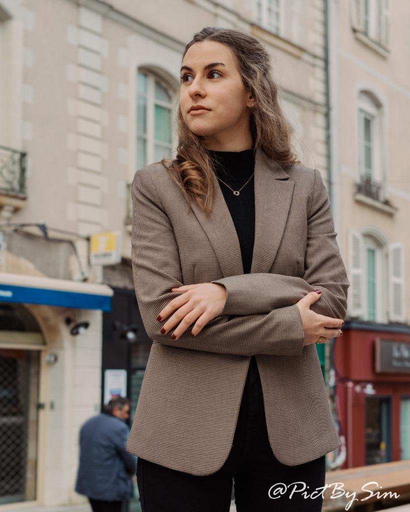 Photo de Diane à Angers