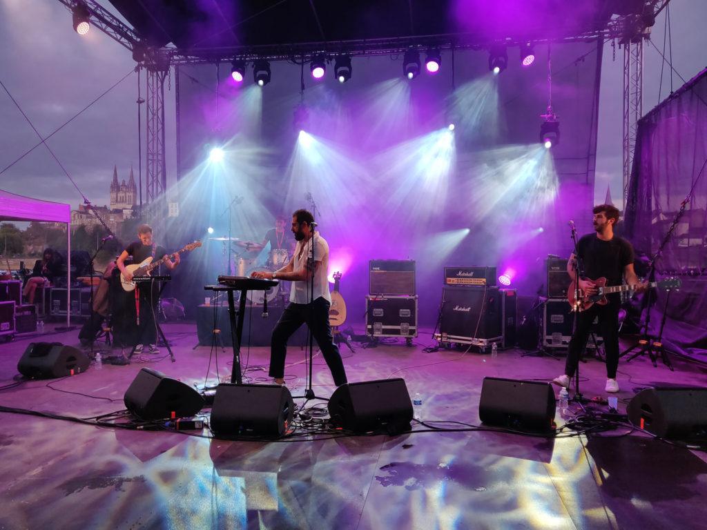 Concert Tempo Rives à Angers